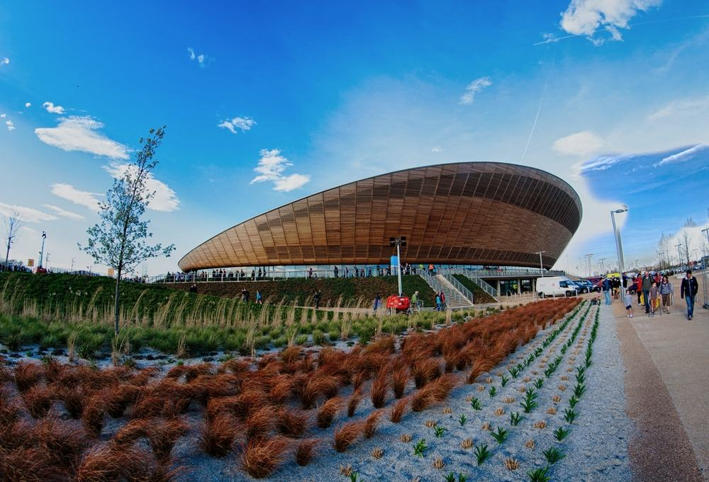 Vélodrome de Londres – Lee Valley VeloPark Queen Elizabeth Olympic Park