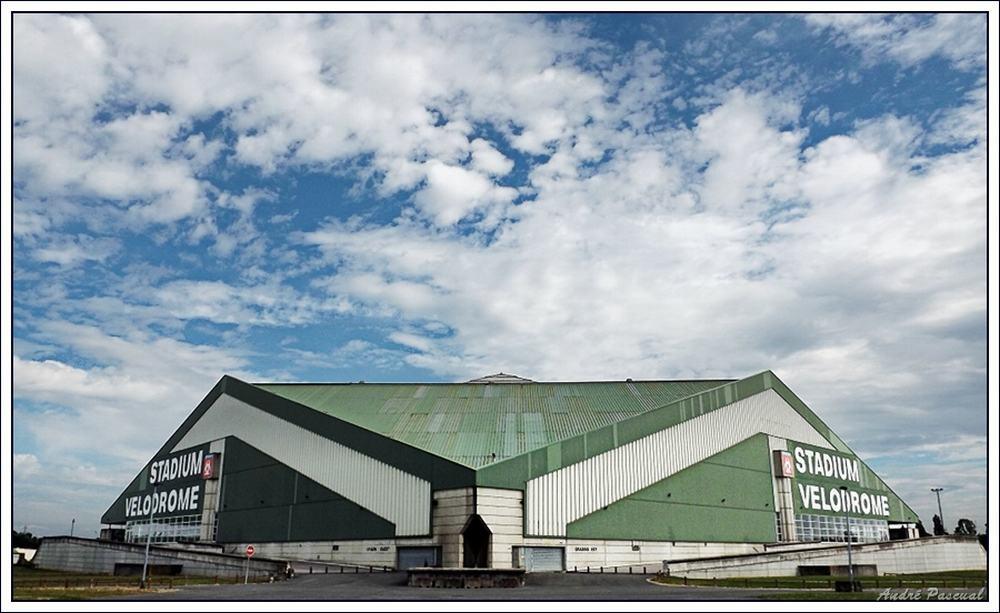 Stadium Vélodrome Bordeaux-Lac