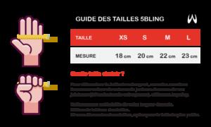 Guides des tailles 5Bling par WabCarbon