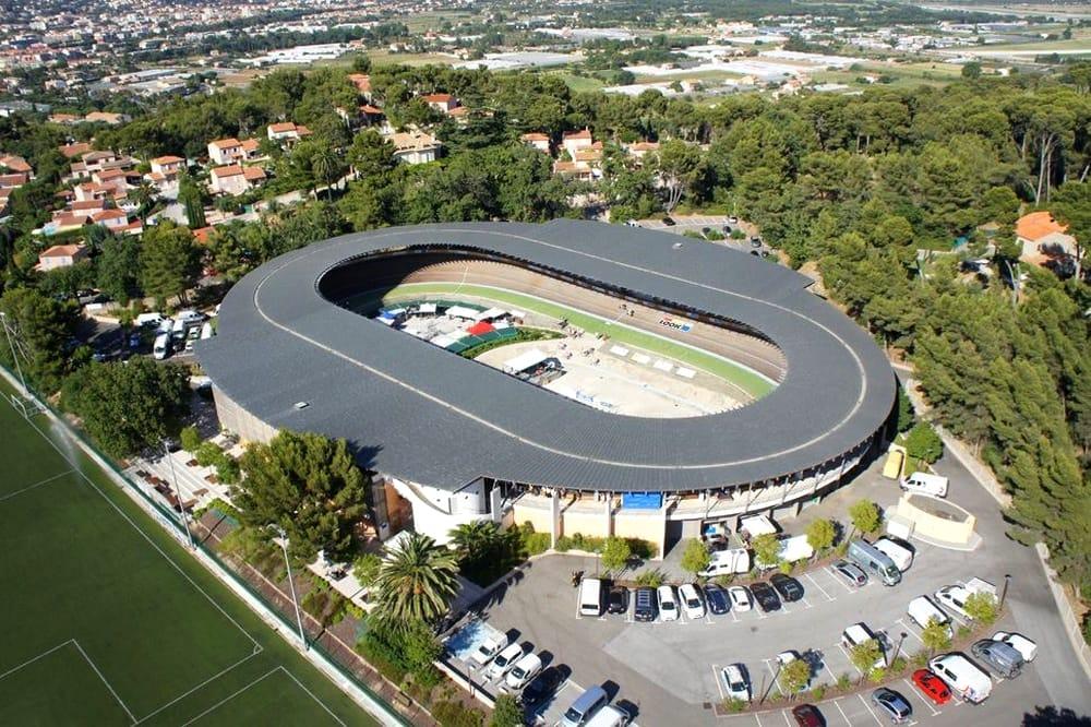Vélodrome Costebelle-Hyères