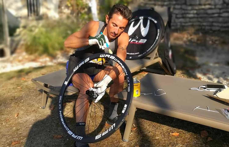 Miguel Martinez fait confiance aux paires de roues Wabcarbon CX